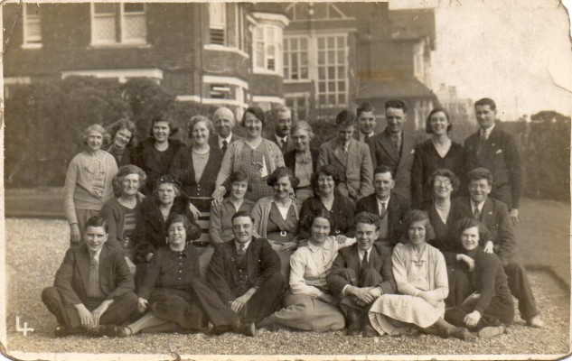 Office Staff - Cooper of Berkhamsted - 1950s.