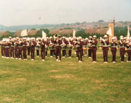 Kimpton Fete 1983 | John Halsey