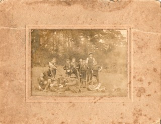 Berkhamsted Scout Troop about 1911