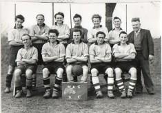 Metcalf Rovers, Cheshunt Football Team