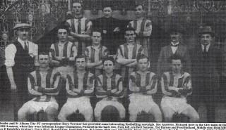 St Albans City F C 1922-23