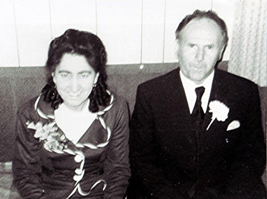 Doris & John Lee   Geoff Webb