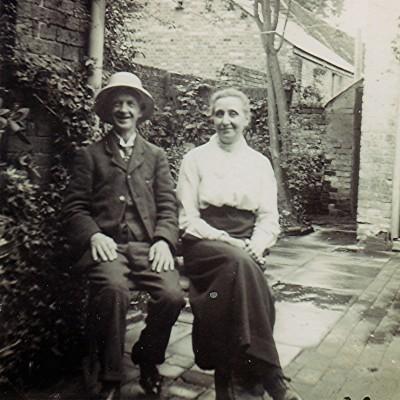 Johnny & Ethel Millard | Geoff Webb