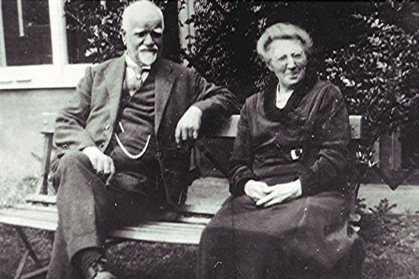 Helen & Joseph Harborough | Geoff Webb