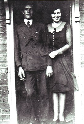 Jack and Violet Draper   Geoff Webb