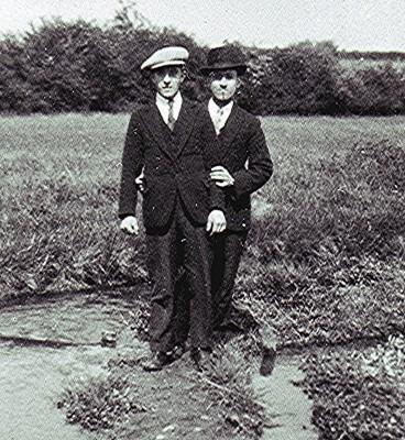 Tom & George Jackson | Geoff Webb
