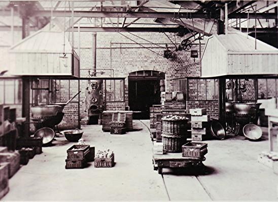 Inside the Jam Factory   Geoff Webb