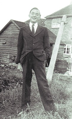 Jim Smith, c.1942 | Geoff Webb