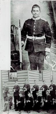 Joe Austin's Army Days | Geoff Webb