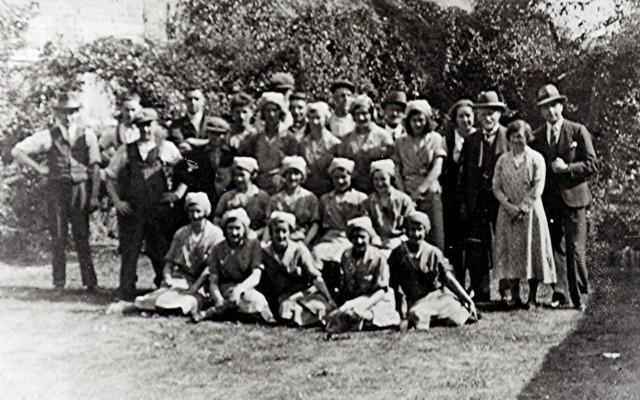 More Jam Factory workers, c.1938 | Geoff Webb