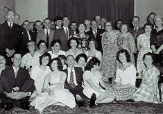 Joe Windsor Snr.'s Retirement Party from Brooke Bond Oxo
