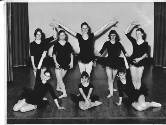 Ann Briggs School of Dance show c1970 | Nicholas Blatchley