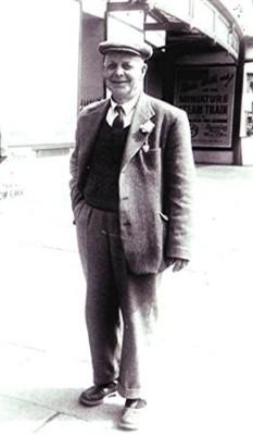 Joseph Elsom, c.1950 | Geoff Webb