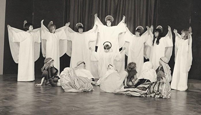 Junior School Nativity Play | Geoff Webb
