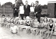Junior School Swimming Lessons