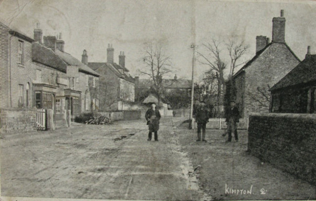 Street scene 1907