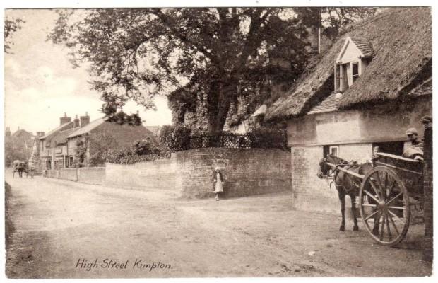 High Street 1924