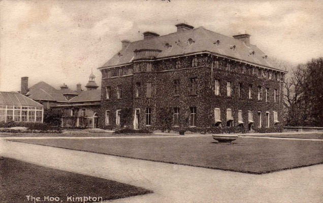 Another view of Kimpton Hoo, around 1911.