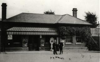 Knebworth Railway Station