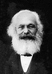 Karl Marx in 1882