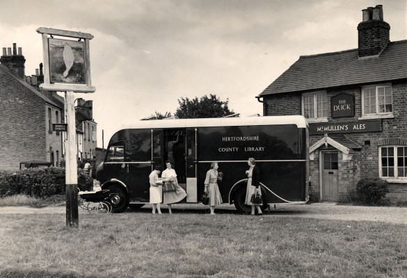 Datchworth | Herts Archives (library collection)