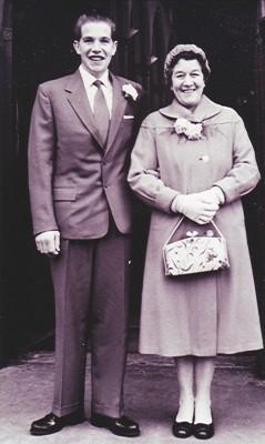 Leslie & Dorothy Batchelor | Geoff Webb
