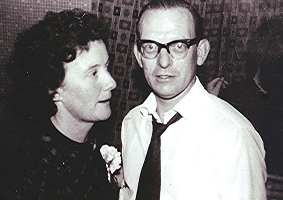 Peggy & Les Bannard | Geoff Webb