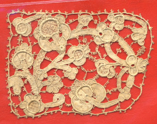 Needlelace from the Wittewronge collection DE/Lw/F32 | HALS