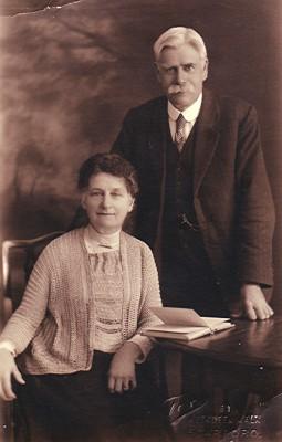 Mr. & Mrs. Joseph Laxton | Geoff Webb