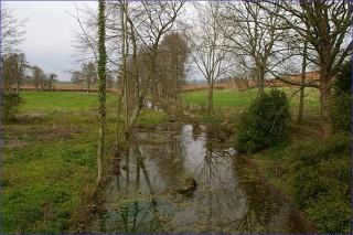 Abandoned canal at Ledbury