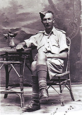 eonard 'Lennie' Halsey Jnr. during World War II | Geoff Webb
