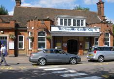Letchworth Train Station