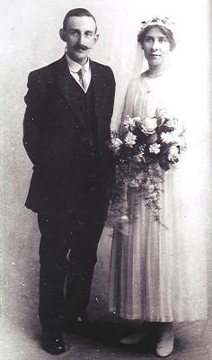 Lt. Col. Christian & Mrs. de Falbe | Geoff Webb
