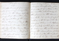 The Diaries of Henry Lomas, March 1826
