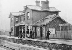 Seven railway stations for St Albans