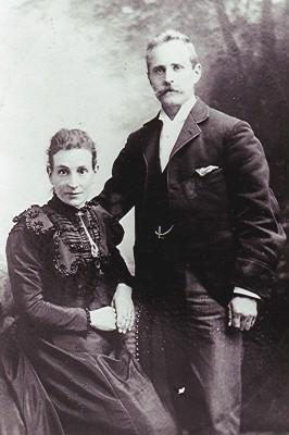 Mr. & Mrs. Johnny Lovett | Geoff Webb