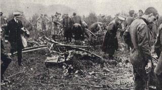 Airship Crash site, Cuffley | Derek Revell