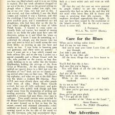 The Land Girl Magazine, December 1940