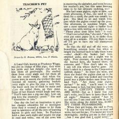 The Land Girl Magazine, 1944