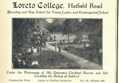 The history behind Loreto College, St Albans