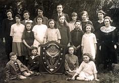 Mount Zion Sunday School Class
