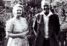 Mabel & Harry Elsom