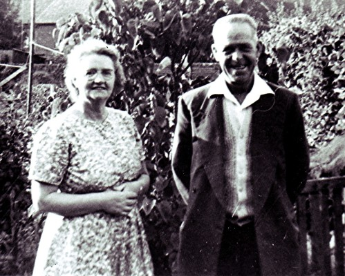 Mabel & Harry Elsom | Geoff Webb