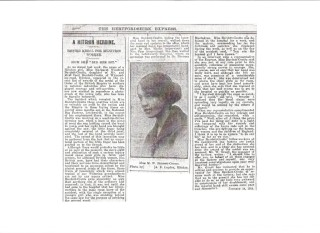 A Hitchin Heroine   Terry Ransome