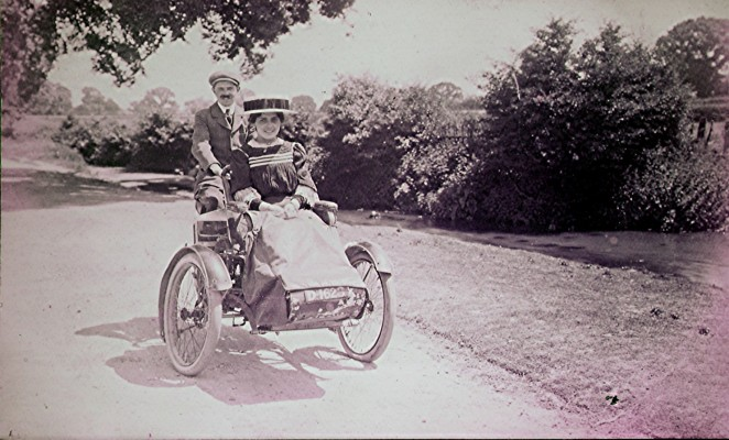 May Walker 1920 | Geoff Webb