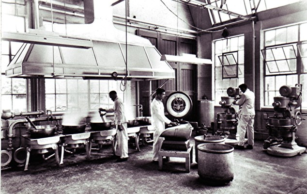 Isonzo Candy Co. Sweet Making   Geoff Webb