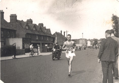 The 1948 Olympic marathon