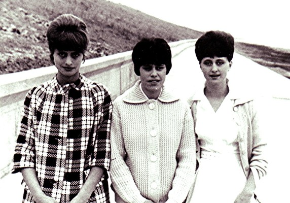 The Mason sisters | Geoff Webb