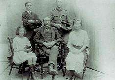The Mathews family