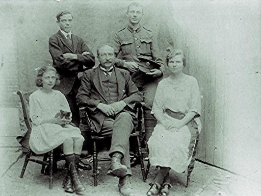 The Mathews family | Geoff Webb